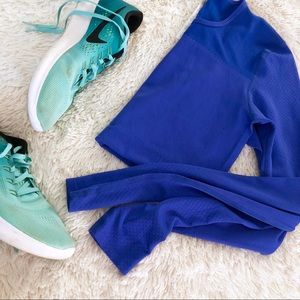 fabletics | eureka long sleeve workout top